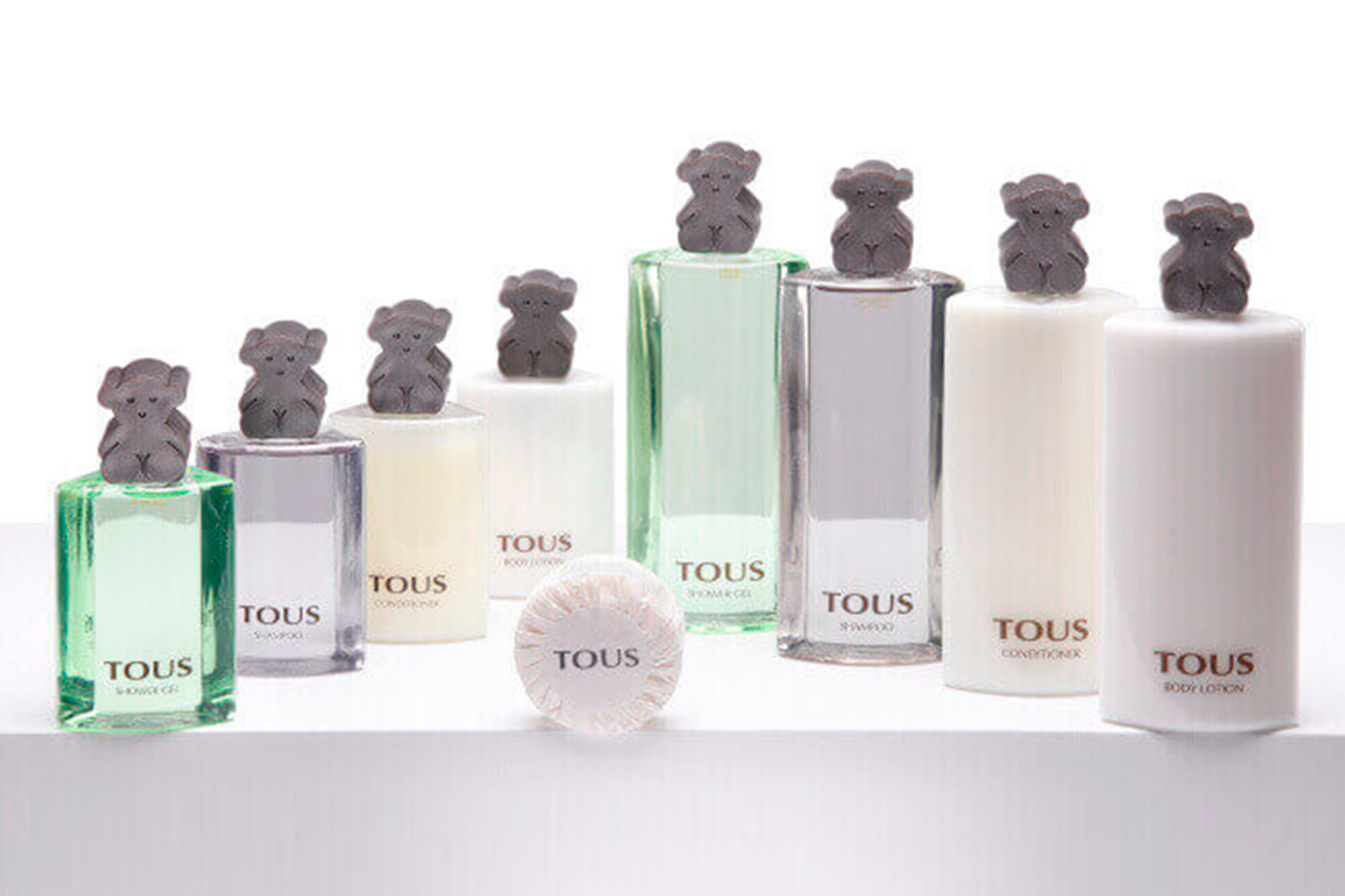 Tous jabón ositos amenities
